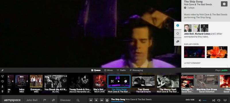 MySpace_NickCave