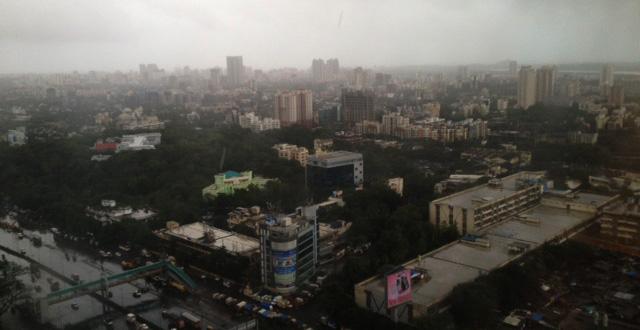 Mumbai streets 2013