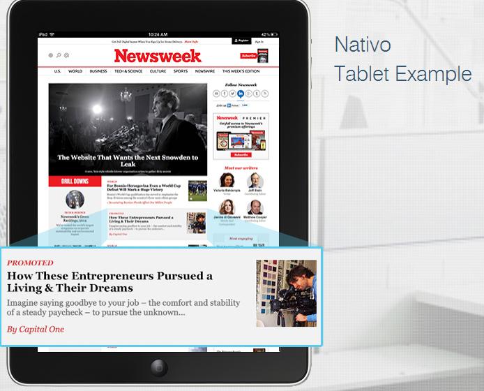 Nativo_example