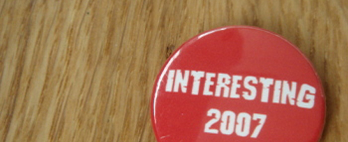 Interestingbadge